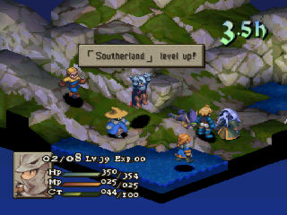 Screenshot Thumbnail / Media File 1 for Final Fantasy Tactics [NTSC-U]